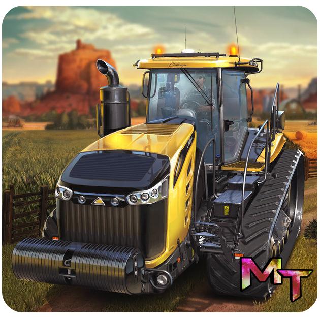 %Farming simulator 18 apk icon