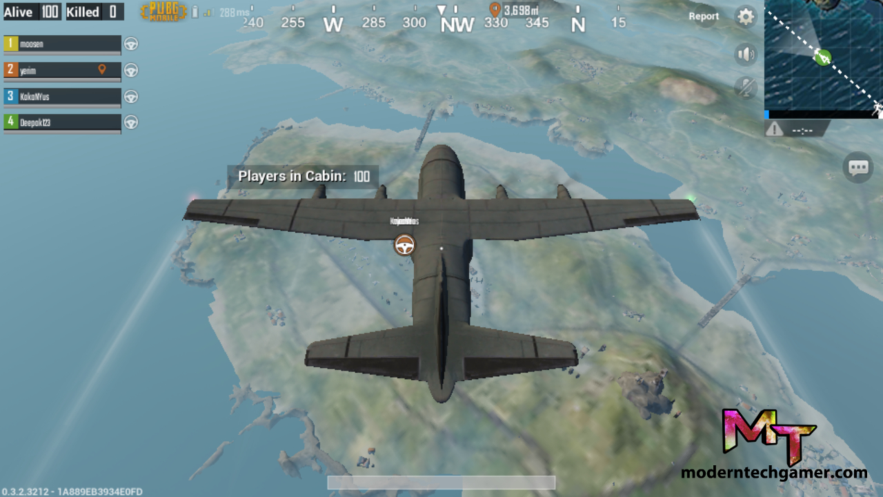PUBG gameplay screenshot 2