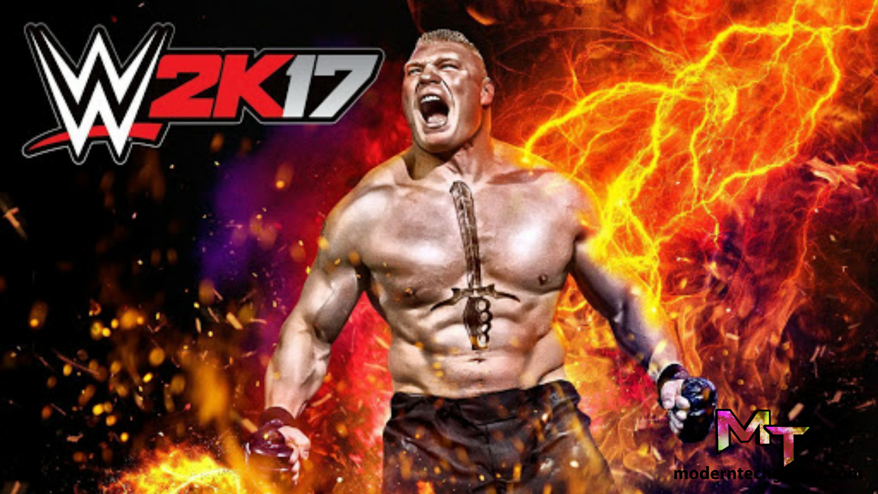 WWE 2k17 Game APK + DATA Download For Android Free