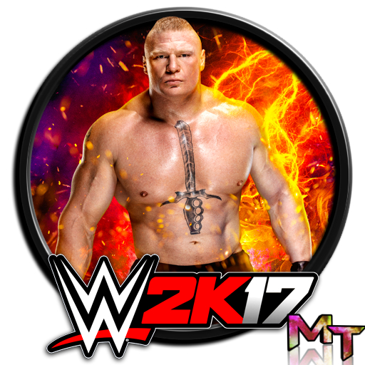 wwe 2k17 apk icon