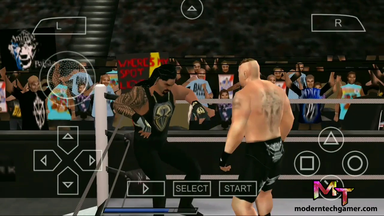 wwe 2k17 screen shot 1
