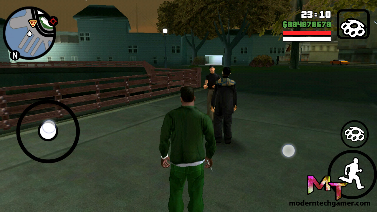 gta san andreas screen shot 1
