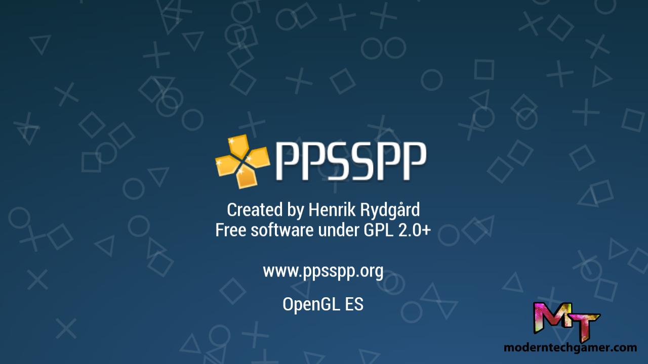 PPSSPP Gold Apk screen shot 1