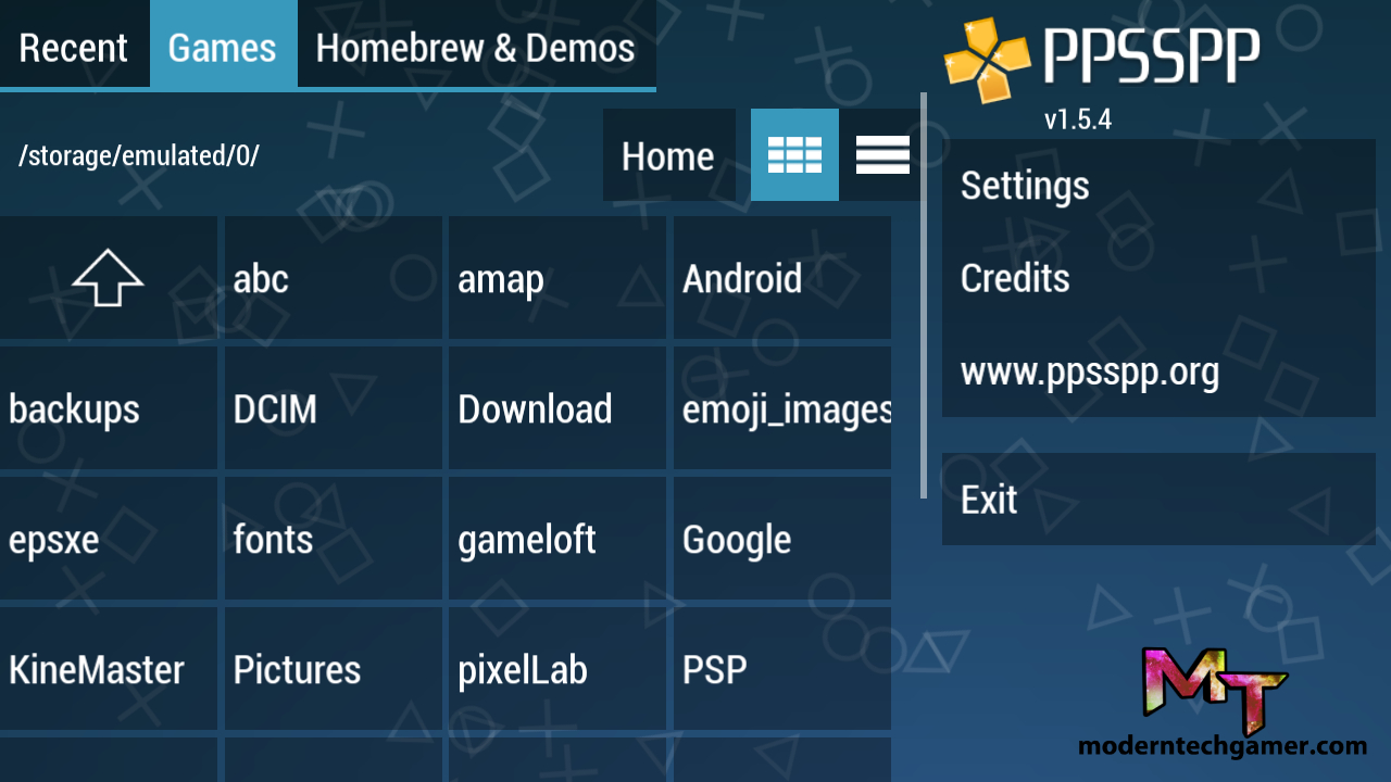 PPSSPP Gold APK 1.9.4 Download Latest Version 2020 ...