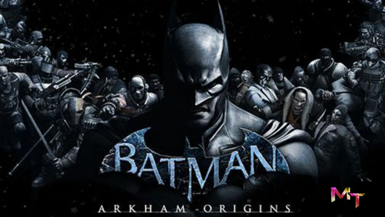 Batman Arkham Origins 1.3.0 Apk + Mod Apk + Data For Android