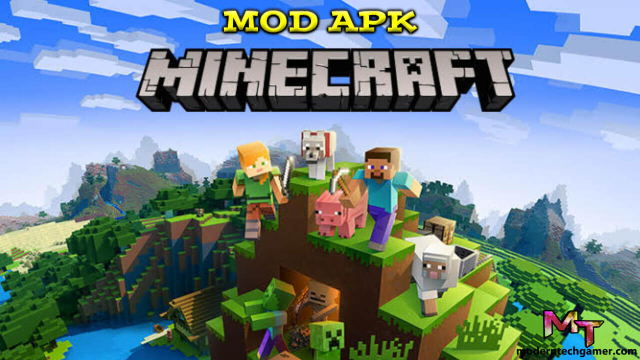 Minecraft: Pocket Edition Mod Apk Download Android